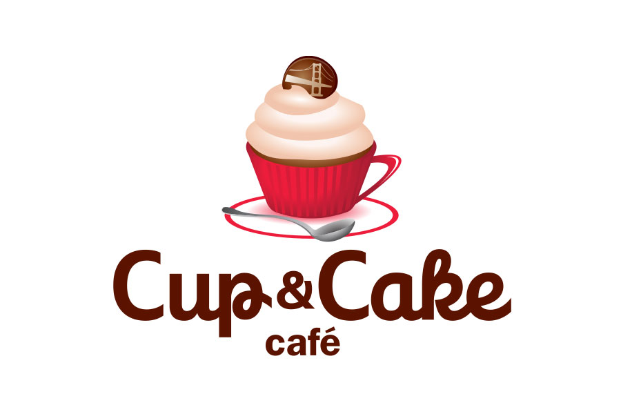 Pictures Of Cup Of Coffee And Cake